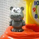 V-Tech Smartville Alphabet Train Station Replacement Animal Hippo