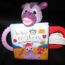 Baby Einstein My Favorite Colors Soft Book and Tether 2003