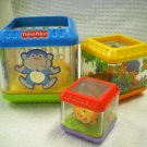 Fisher Price Stack & Nest Blocks (HC10/29)