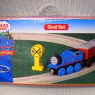Thomas and Friends Wooden Railway Oval Set by Learning Curve RC2