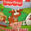 Barnyard Pals Soft Cloth Ragbook by Fisher Price