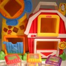 Sing and Sounds Peek a Block Farm by Fisher Price (HB33)