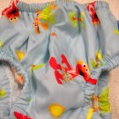 Sesame Street's Elmo and Zoe Swim Diaper Size Small