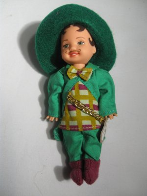 Barbie Tommy As Mayor Munchkin in the Wizard of Oz by Mattel (HC02)