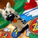 Fisher Price Little People Replacement Animal For A to Z Learning Zoo Letter Z ZEBRA