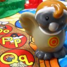 Fisher Price Little People Replacement Animal For A to Z Learning Zoo Letter Q QUAIL (HC45)