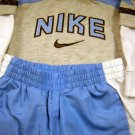 Nike Warm Up Pants and Bodysuit Infant Outfit 12 Months