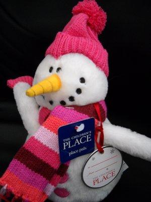 The Children's Place Plush Snowman (HC28)