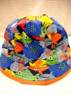 Osk Kosh Brim Toddler Hat 2T-4T (HC27)