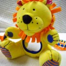 Kids II Ribbon Crinkle Tether Lion (HC28)
