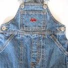 Hartstrings Baby Denim Overalls Adjustable Straps Size 12 Months (HC25)