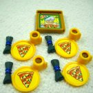 Fisher Price Loving Family Pizza and Place Settings 1999 (HC07)