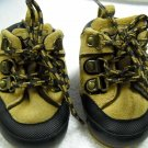 Infant Soft Tie Boot with Soft Bottom Size 2 by Baby Deer (HC27)