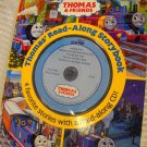 Thomas and Friends Read Along Storybook with CD by Random House First Printing (HC46)