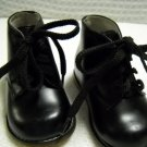 Leather Walker Toddler Shoe by Josmo Size 2 Black (HC27)