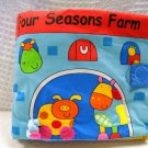 Four Seasons Farm Soft Cloth Rag Baby Book (HC20)