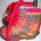 Espirt Rain Snow Lined Boots New Size 6 (HC27)