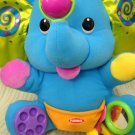 Playskool Busy Elephant with Sensory Activities 2005 (HC20)