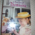 Walt Disney Pictures Presents The Three Lives of Thomasina  VHS Video (HC46)