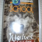 Discovery Channel School Wolves at Our Door VHS Video (HC46)