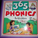 365 Phonics Activities Paperback Book by Publications International 2000