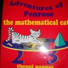 The Adventures of Penrose the Mathematical Cat Paperback Book (HC46)