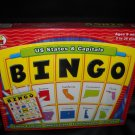 Bingo Board Game US States and Capitals Version by Carson Dellosa Publishing