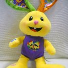 Laugh and Learn Rabbit Redesigned with Stitched Nose By Fisher Price (HC13)