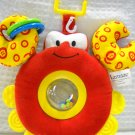 Lamaze Mr. Crab Rattle Tether Toy (HC20)