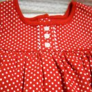 Carters's® Super Cute 100% Cotton Infant Dress with Diaper Cover 12Months (HC19)