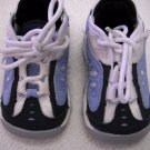 Nike® Infant Sneaker Two tone Blue and White Size 2C (HC27)