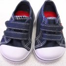 Airwalk® Infant Sneaker Navy Blue Velcro Size 2C (HC27)