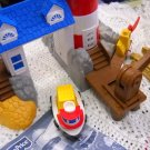 GeoTrax Rail & Road System - Harbor Docks Lighthouse 2004