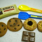 Hershey Pretend Chocolate Cookie Bake Set (HC09)