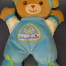 Fisher Price Soft Plush Rattle Baby's 1st Bear (HC13)