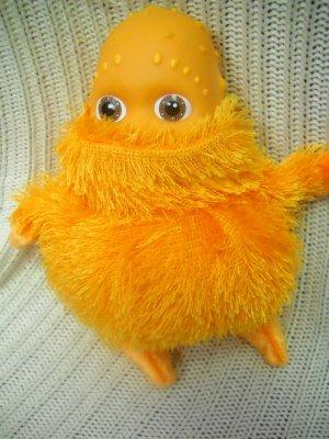Poohbahs Orange Plush Zingbah (HC08)