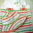 Koala Baby Romper and Sun Hat 0/3 Months 100% Cotton NWT