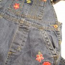 Osh Kosh Denim Overalls Adjustable Straps Size 36 Months (HC26)