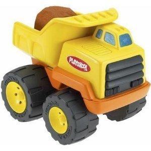 Playskool Busy Basics Rumblin' Dump Truck Toy Dump Truck (HC21)