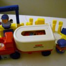 Fisher Price Mattel Little People Walmart Big Rig Play Set 2005 (HC29)