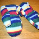Baby Gap Fleece Lined Mittens Size 0/6 Months (HC)