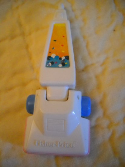 Fisher Price Loving Family Doll House Vacuum Cleaner  1994 (HC07)