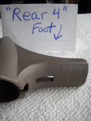 Graco®  Lovin' Hug� Swing Replacement REAR 4 Foot