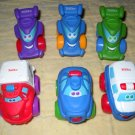 Tonka Hasbro Set of Six Vehicles (HC)