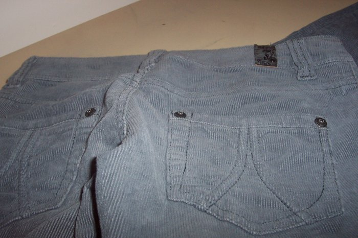 UNION BAY GREY CORDS SIZE 1