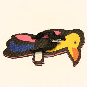 Parrot Fiesta Flops - Medium