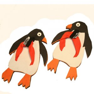 Penguin Kid Flops -Small
