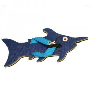 Blue Marlin Fiesta Flops - Medium