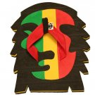 Rasta Man Fiesta Flops -Medium