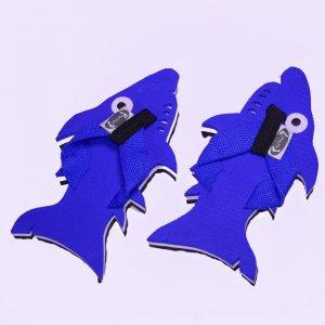 Blue Shark Kid Flops - Small
